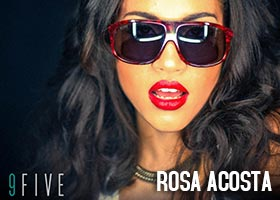 Rosa Acosta @RosaAcosta – More 9Five Lookbook Outtakes