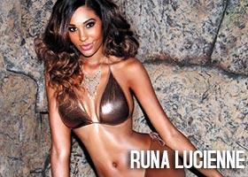 Runa Lucienne @RunaLucienne – Get Her 2013 Calendar