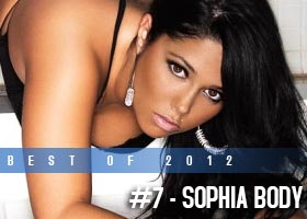 Best of 2012: #7 – Sophia Christina @SophiaBody – 2020 Photography
