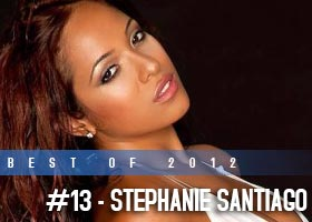 Best of 2012: #13 – Stephanie Santiago @StephsDope: Bet On Black – Jose Guerra