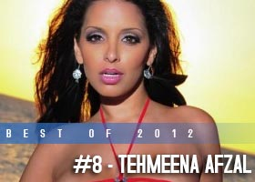 Best of 2012: #8 – Tehmeena Afzal @MissMeena: Meet Me in Aruba – Jason Margarita