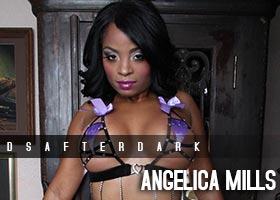 Angelica Mills @MsAngelicaMillz – Introducing – DJ Jam-X