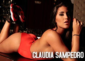More Pics of Claudia Sampedro @Claudia Sampedro – FTSLDRS – Derick G
