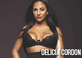 Delicia Cordon @MsDeCordon in Blackmen Magazine