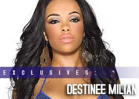 Destinee Milian @destineemilian – Happy Birthday – Ason Productions – Facet Studio