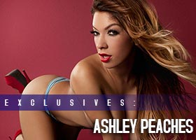 Ashley Peaches @KissPeachesXoXo – Introducing – Risque Curves