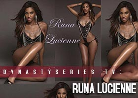 Ason Productions presents: Runa Lucienne @RunaLucienne – Blackmen Magazine Preview