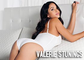 Valerie Stunings on Playboy.com