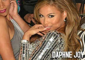 Daphne Joy @Daphne Joy Celebrates Her Birthday at Club Lure