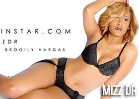 Mizz DR @MizzDR x WorldLatinStar – Brooily Vargas