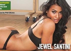 Jewel Santini @JewelSantini in American Curves