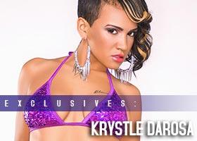 Krystle Darosa @KrystleDarosa – Introducing – Visual Cocktail