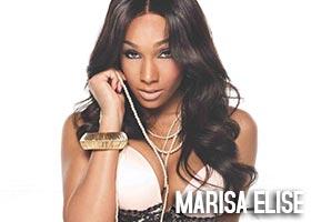 Marisa Elise @MsMarisaElise in Blackmen Magazine – DMV's Finest