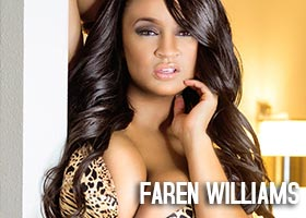 Faren Williams @MissFaren in Bare Magazine – Tregan Kier