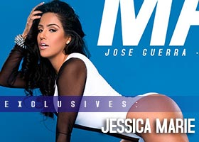 Jessica Marie @onejessciamarie: Looking At You – Jose Guerra