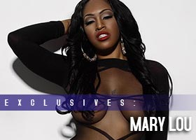 Mary Lou @LOUISM123: Sheer Madness – Studio Marz
