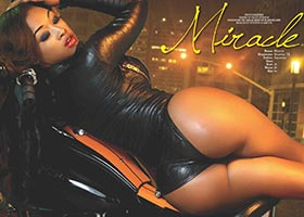 Miracle Watts @miraclewatts00 in Blackmen Magazine – Facet Studio