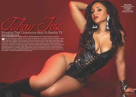 Tahiry Jose @TheRealTahiry in Blackmen Magazine – Facet Studio