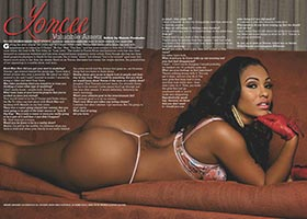 Yoncee @IAmYoncee in Blackmen Magazine – Facet Studio