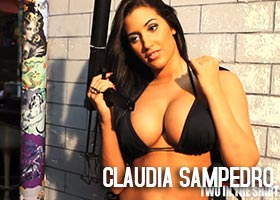 Claudia Sampedro @ClaudiaSampedro – Behind the Scenes with T.I.T.S. Brand – Derick G