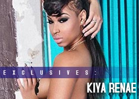 Kiya Renae @KiyaRenae: Right On Time – Anthony Thomas