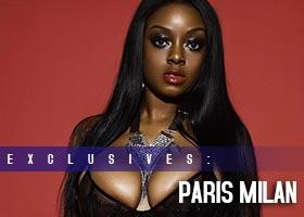 Paris Milan @MzParisMilan – Introducing – Studio Marz