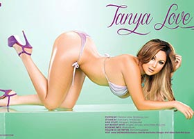 Tanya Love @TanyaLove1‎ in lastest issue of SHOW Magazine