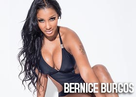 Bernice Burgos @BerniceBurgos – Behind the Scenes – HotNewHipHop