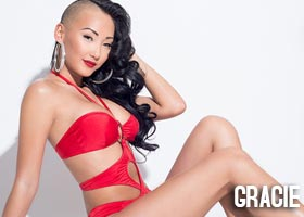 Gracie @gracii3 – Behind the Scenes and Interview – HotNewHipHop