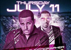 Jose Guerra @Mr_Guerra Birthday Bash July 11th in NYC