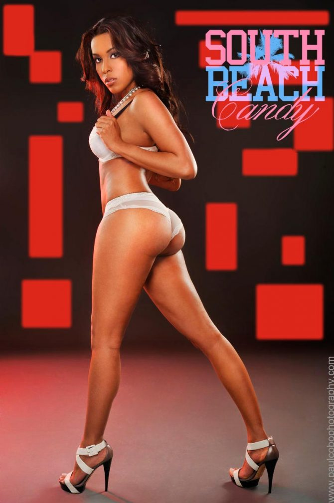 Johanie Taylor @JohanieT – South Beach Candy – Paul Cobo