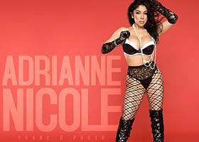 Adrianne Nicole @Niecy_Babee: Red Velvet – Jose Guerra