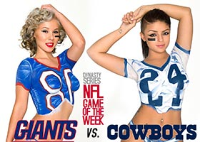 DynastySeries NFL Game of the Week: Savvy Delvecchio (Cowboys) vs Kim Killz (Giants) – Jose Guerra