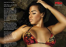 Nicolle Knight @nicolle_knight in FBM Magazine – Ice Box Studio