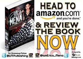 "Erica Mena's @iamerica_mena – ""Underneath It All"" – Available Now On Amazon.com"