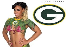 NFL Game of the Week Playoff Edition: Keyla Paloma @KaylaPolanco – Jose Guerra