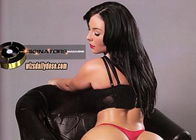 Ashley Logan @AshleyLoganAL in Originators Magazine