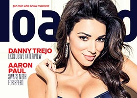 Georgia Salpa @georgiasalpa in Loaded Magazine