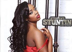Dreamy Robinson @DreamyRobinson in Straight Stuntin Issue #31