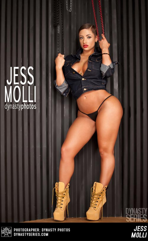 Jess Molli @jessmolli: Heavy Metal – Dynasty Photos