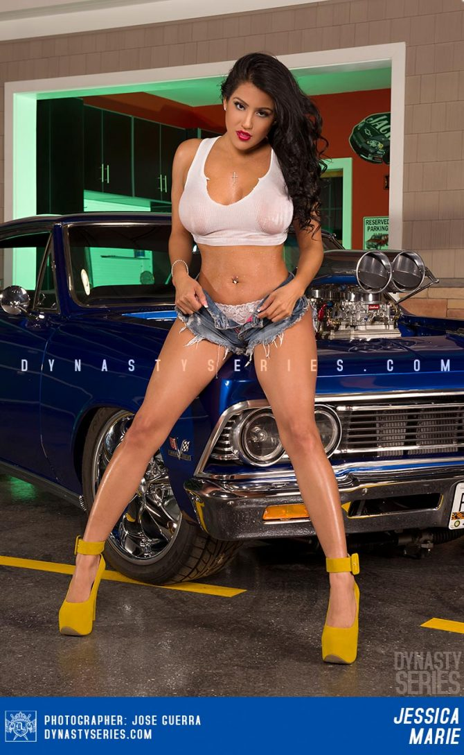 Jessica Marie @onejessicamarie: Chevy Super Sport – Jose Guerra