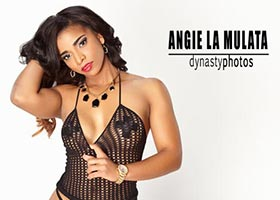 Angie La Mulata @angielamulata: See Through – Dynasty Photos