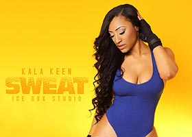 Kala Keen @Kalakeen: SWEAT Series Part 2 – Ice Box Studio