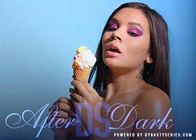 L. Shima @lshima_model: Ice Cream – Marius Alexus – Le Creme Nation