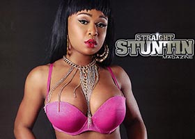 Mia Body @miabody in Straight Stuntin Issue #32