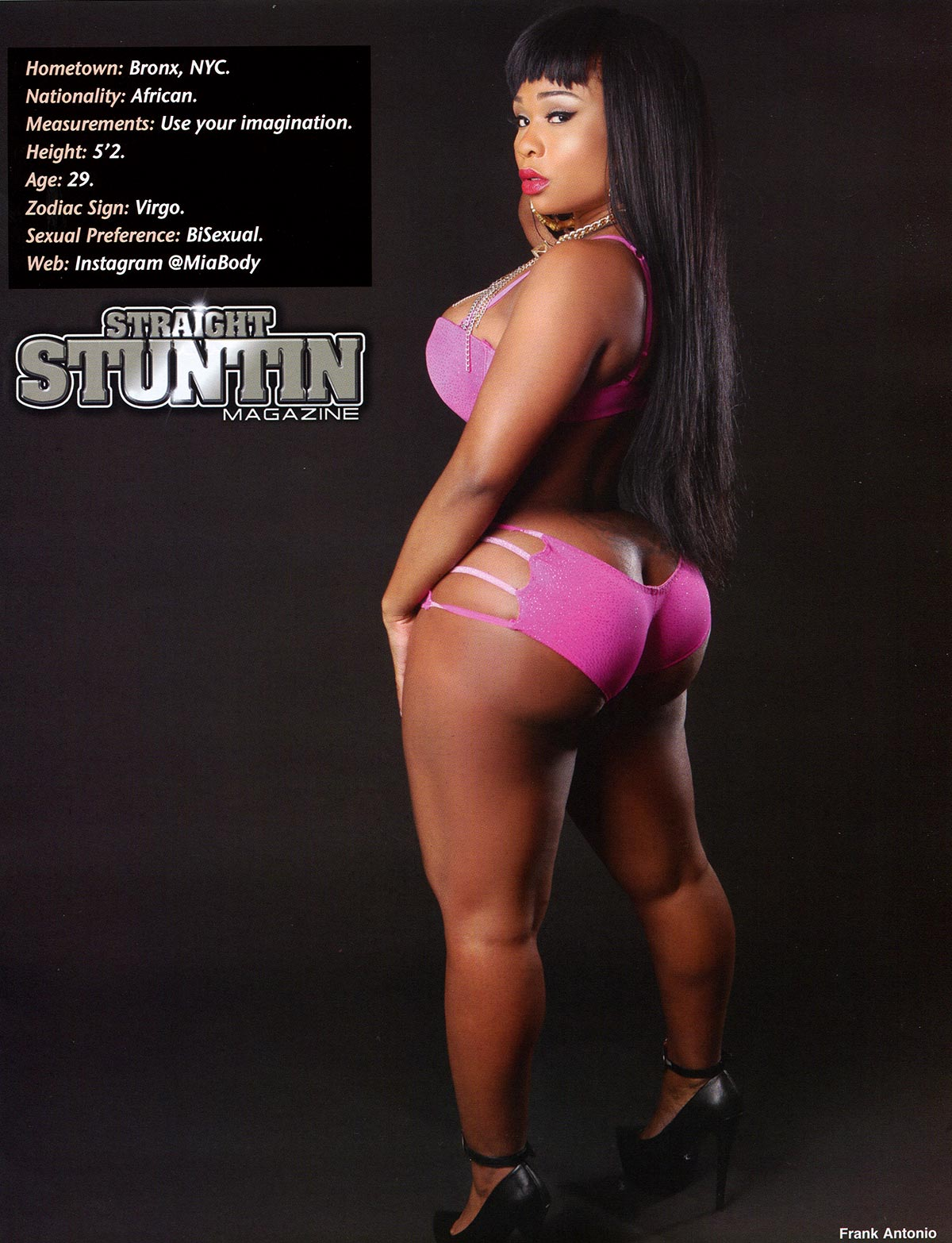 Mia Body Mia Body Straightstuntin 7th 42 150466