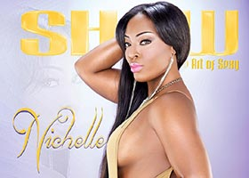 Nichelle D @_Nichelled in SHOW Magazine Issue #27