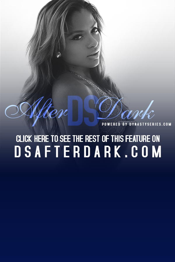 Gizelle Marie @MsGizelleMarie: Only After Dark – Leon Dash