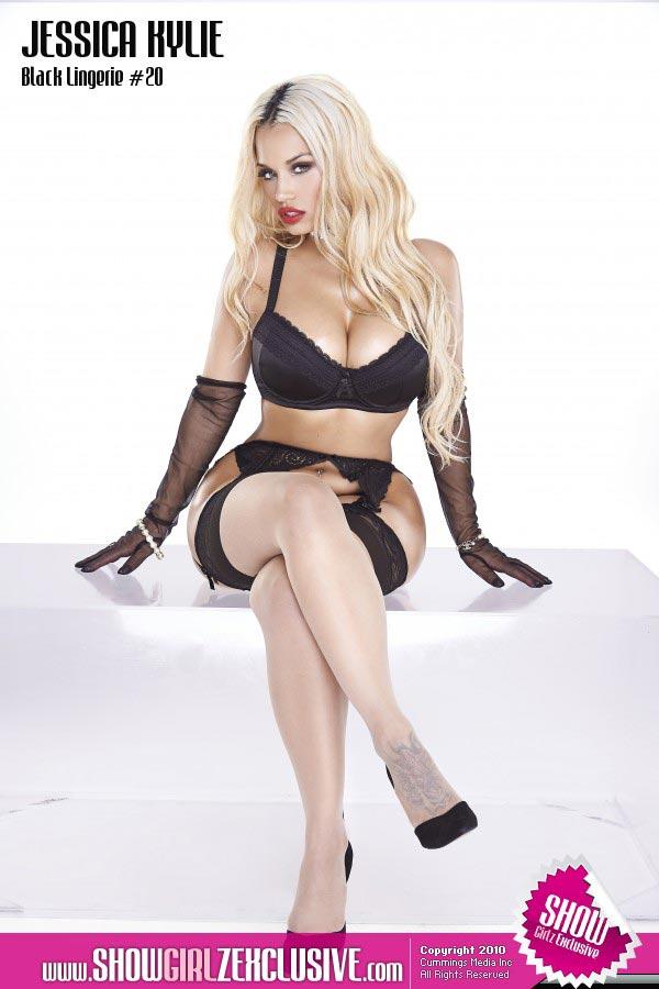 Jessica Kylie in SHOW Magazine