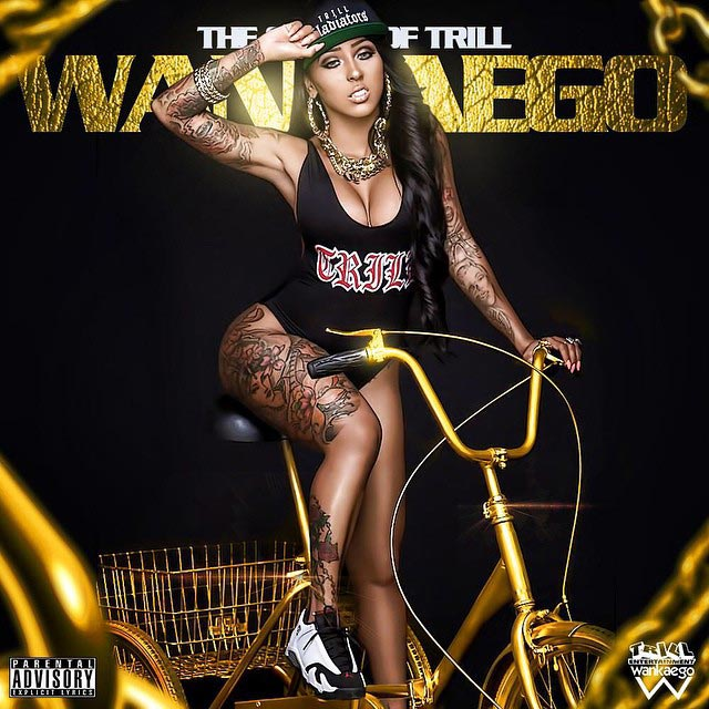 Wankaego @iamwankaego – The Queen Of Trill Mixtape